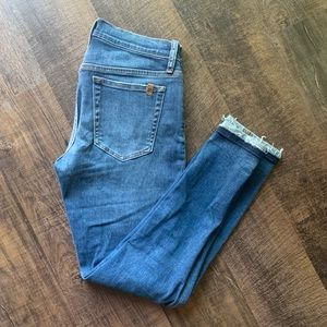 Joe's Denim Ankle Cuff pants